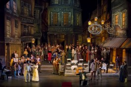 La Boheme at the Hungarian State opera