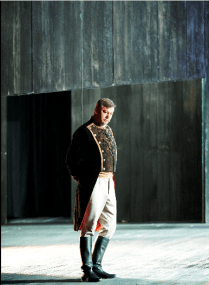René Pape (King Philip II). Photo by Michael Poehn