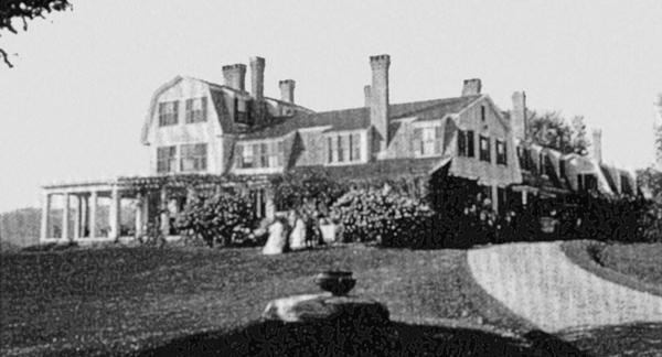 Blowmedown house, ca. 1909