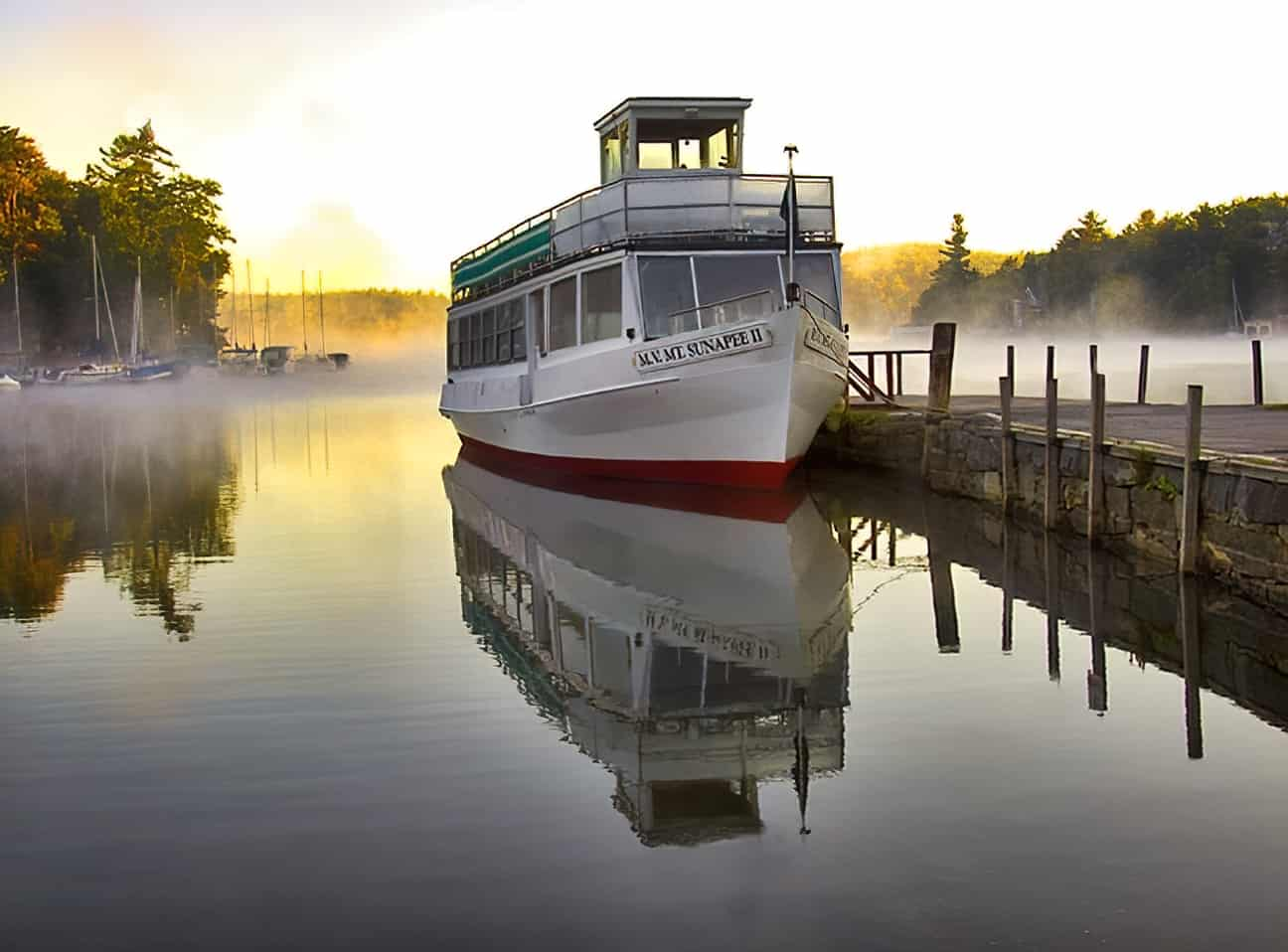 Lake Sunapee Musical Dinner Cruise with Opera North