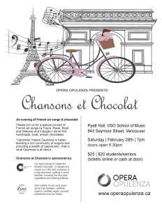 Chanson et Chocolat poster final