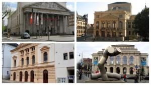 Seventy-one opera houses in Germany