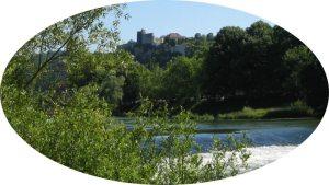 Vauban's Citadel above Besançon