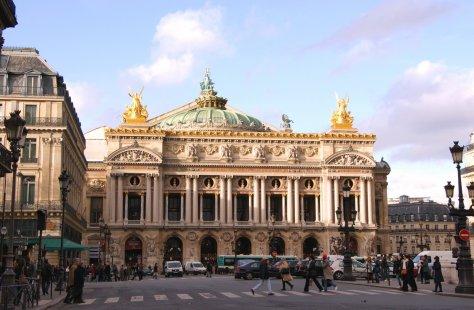 Operá Garnier Paris, Foto: tokamuwi  / pixelio.de