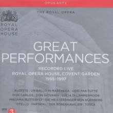 Great Performances (Operngesamtaufnahmen aus dem Royal Opera House)