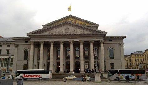 Nationaloper München, Bayerische Staatsoper