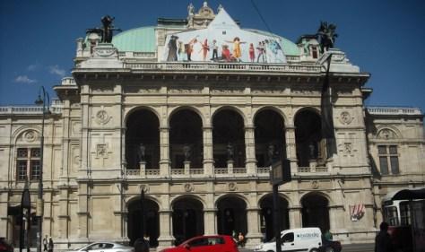 Wiener Staatsoper Außenansicht