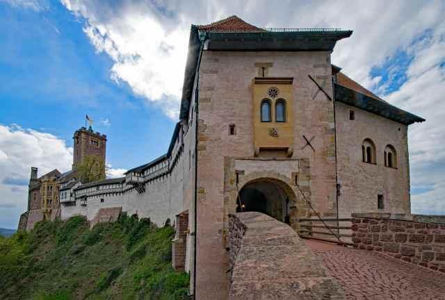A Tour of Wartburg Castle in Eisenach