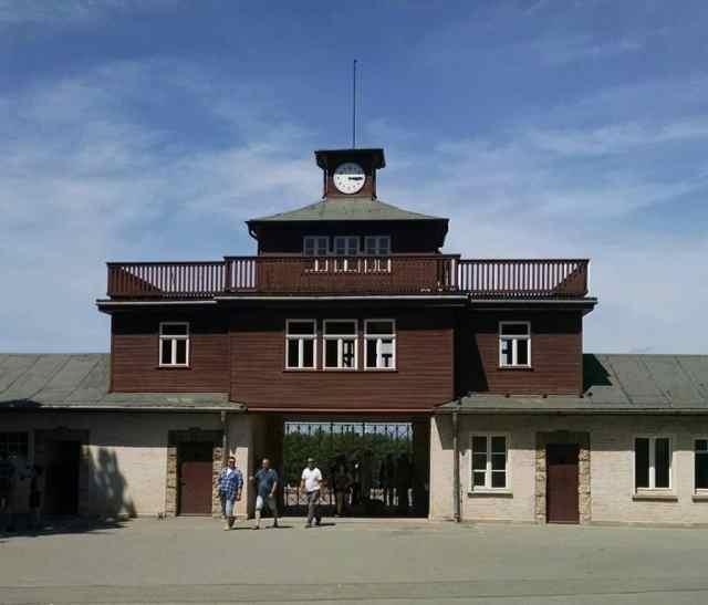 Buchenwald Memorial :  Intensely Unnerving