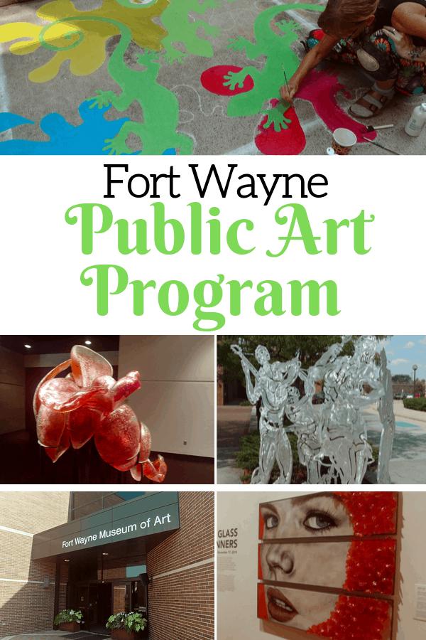 Fort Wayne Public Art Program
