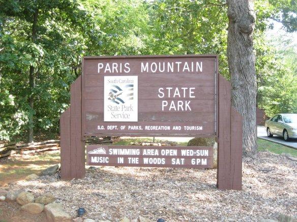 14 Paris Mountain