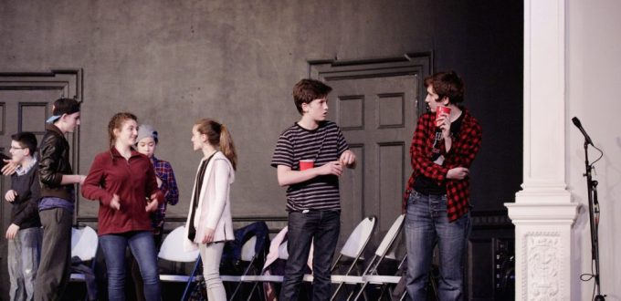 Local Writers Create Play For Schools Using True Stories Of Teens Struggling With Addiction