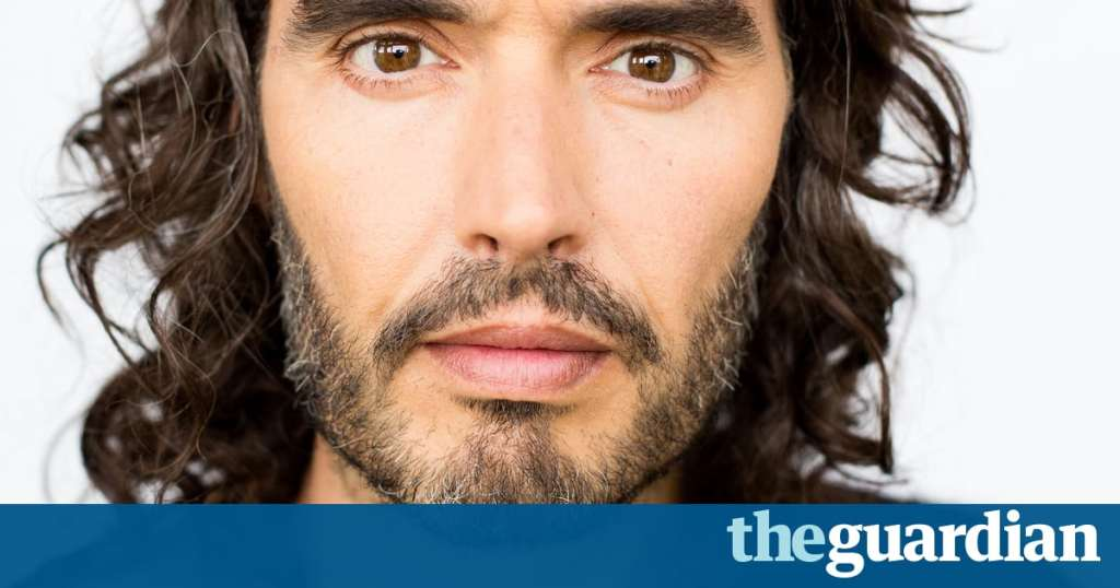 Russell Brand: 'I was a needy person. I'm less mad now'