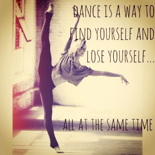 Dance Find Yourself