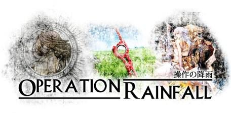 Operation Rainfall Original Logo