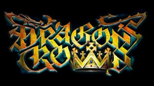 Dragon's Crown Logo Atlus