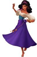 Kingdom Hearts 3D - Esmeralda
