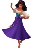 Kingdom Hearts 3D - Esmeralda