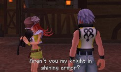 Kingdom Hearts 3D - Shiki 1