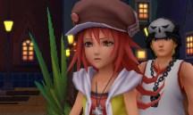 Kingdom Hearts 3D - Shiki & Beat