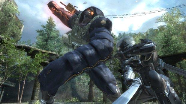 Metal Gear Rising Screenshot 3