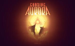 Chasing Aurora | Main Logo