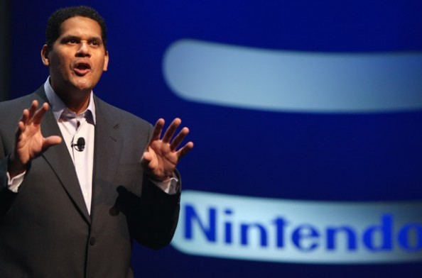 Reggie Fils-Aime | Dragon Quest