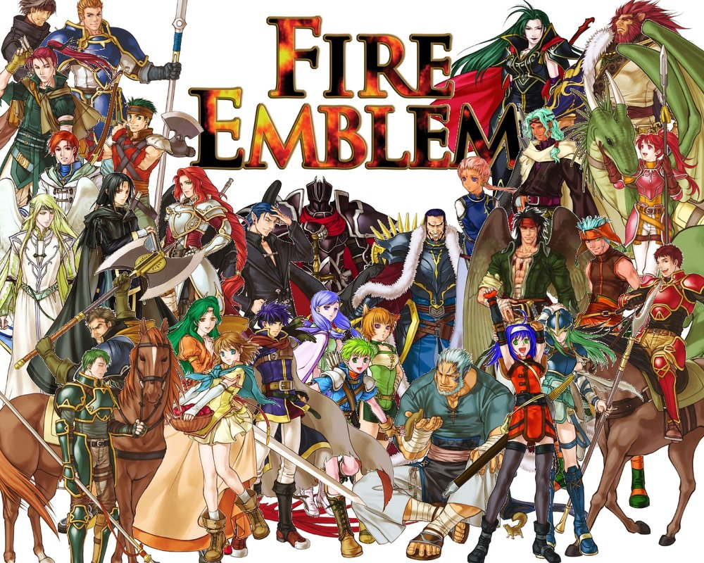 Deep Flawed And Interesting Fire Emblem Characters Blazing Sword
