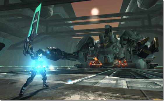 Phantasy Star Online 2 Screen