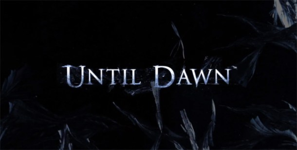 Until Dawn - Logo