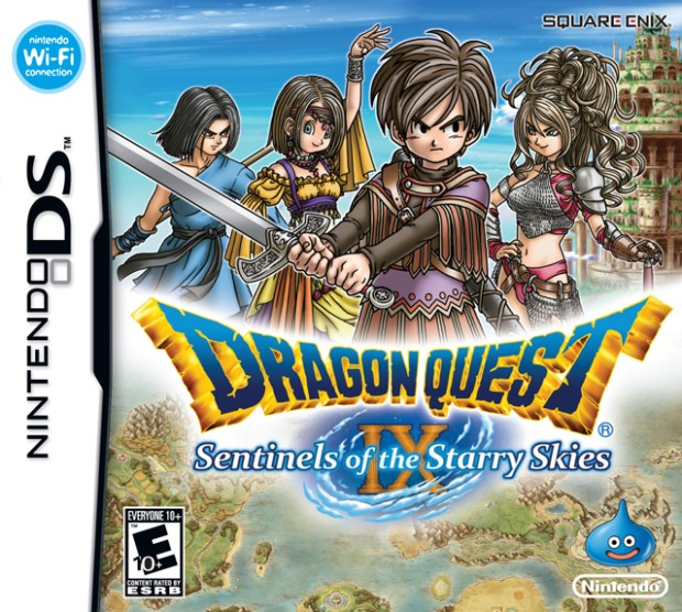 Dragon Quest IX  | oprainfall