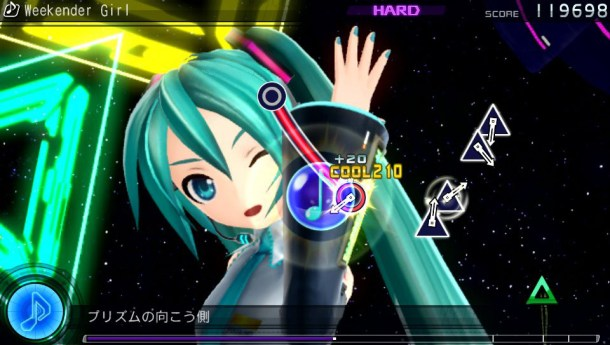 Hatsune Miku: Project DIVA F | oprainfall Awards