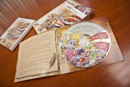 Code of Princess Artbook