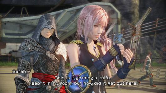 Final Fantasy XIII-2 DLC