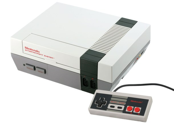 Nintendo Entertainment System PAL