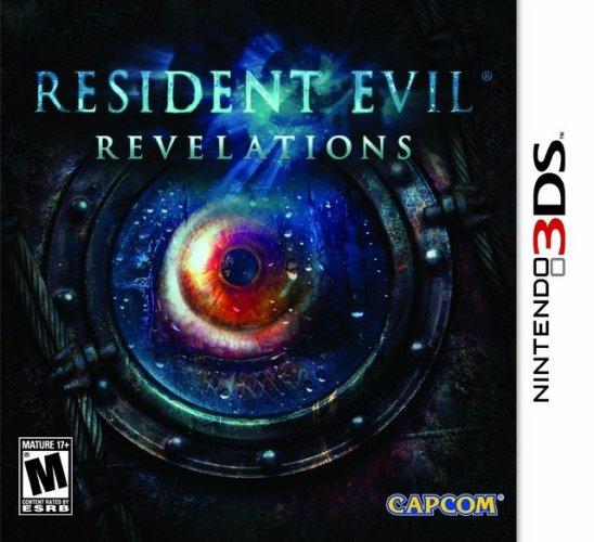 Resident Evil Revelations - Nintendo Download Europe | oprainfall