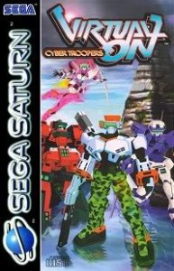SEGA Cyber Troopers Virtual-On