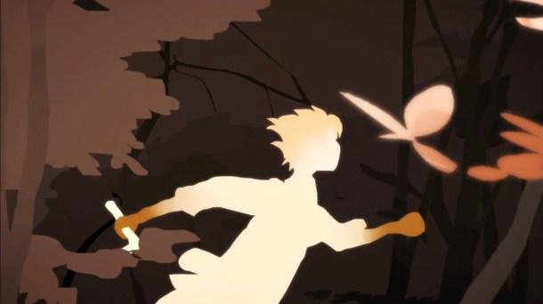 Shin Sekai Yori - Herb Gathering Boy