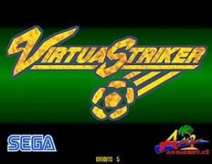 SEGA Virtua Striker