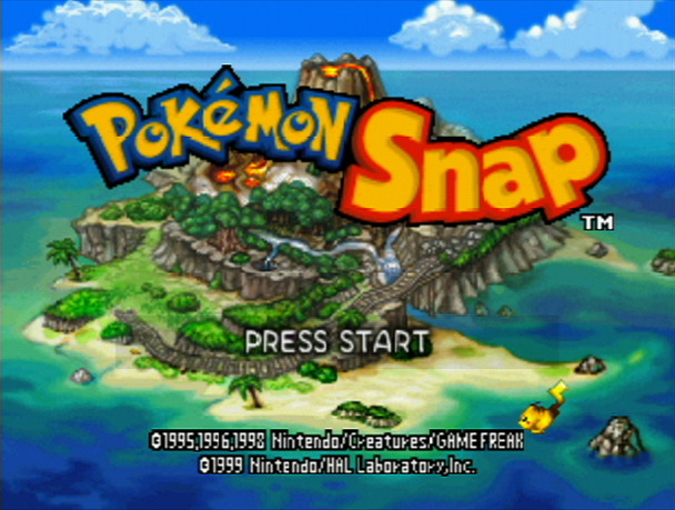 pokemon-snap-title-screen