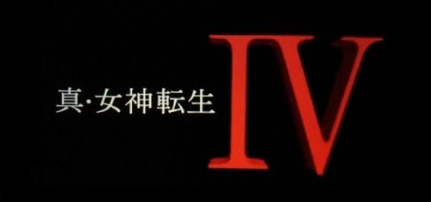 Shin Megami Tensei IV logo