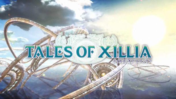 Tales of Xillia logo