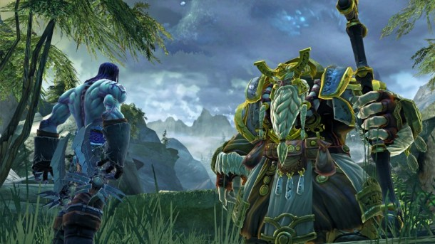 Darksiders II Death story