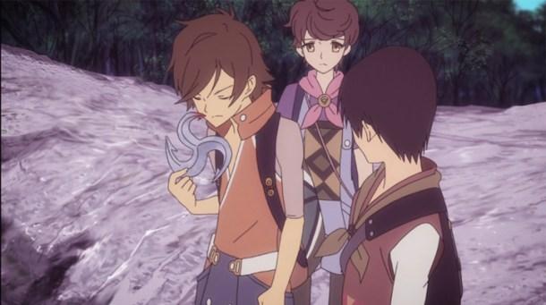 Shin Sekai Yori - Shun, Satoru, and Mamoru