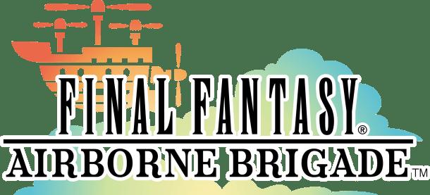 Final Fantasy Airborne Brigade Logo