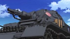 Girls und Panzer Ankou Tank