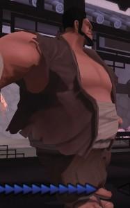 Karateka the Brute