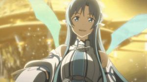 ALfheim Online Asuna Avatar