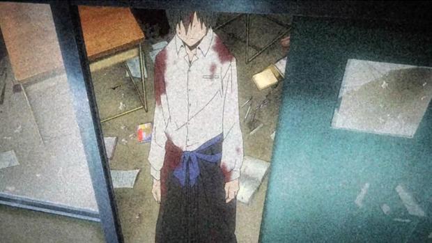 Shin Sekai Yori - Killer K