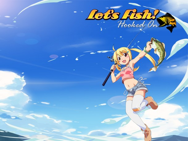 Let's Fish Hooked on Vita